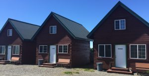 The Deluxe Cabins